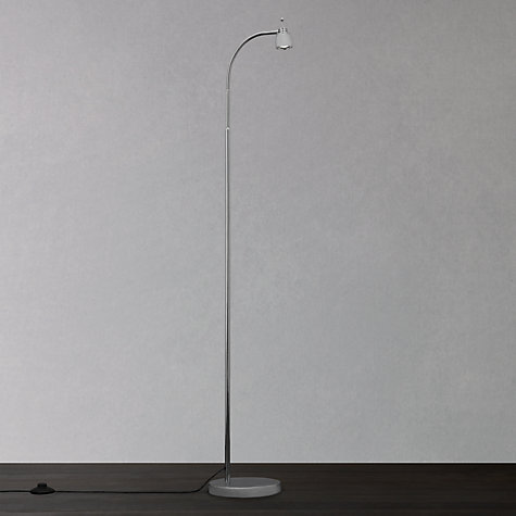 Buy John Lewis Sonata Twin LED Table and Floor Lamp Set, Chrome Online at johnlewis.com