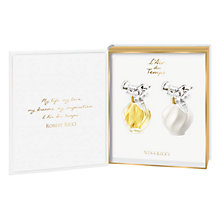 Buy Nina Ricci L'Air Du Temps Eau de Toilette Gift Set, 50ml Online at johnlewis.com
