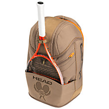 Buy Head Heritage Backpack, Brown Online at johnlewis.com