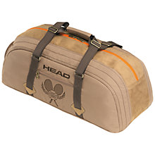 Buy Head Heritage Holdall, Brown Online at johnlewis.com