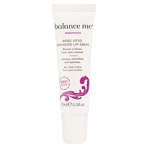 Buy Rose Otto Intensive Lip Salve Online at johnlewis.com