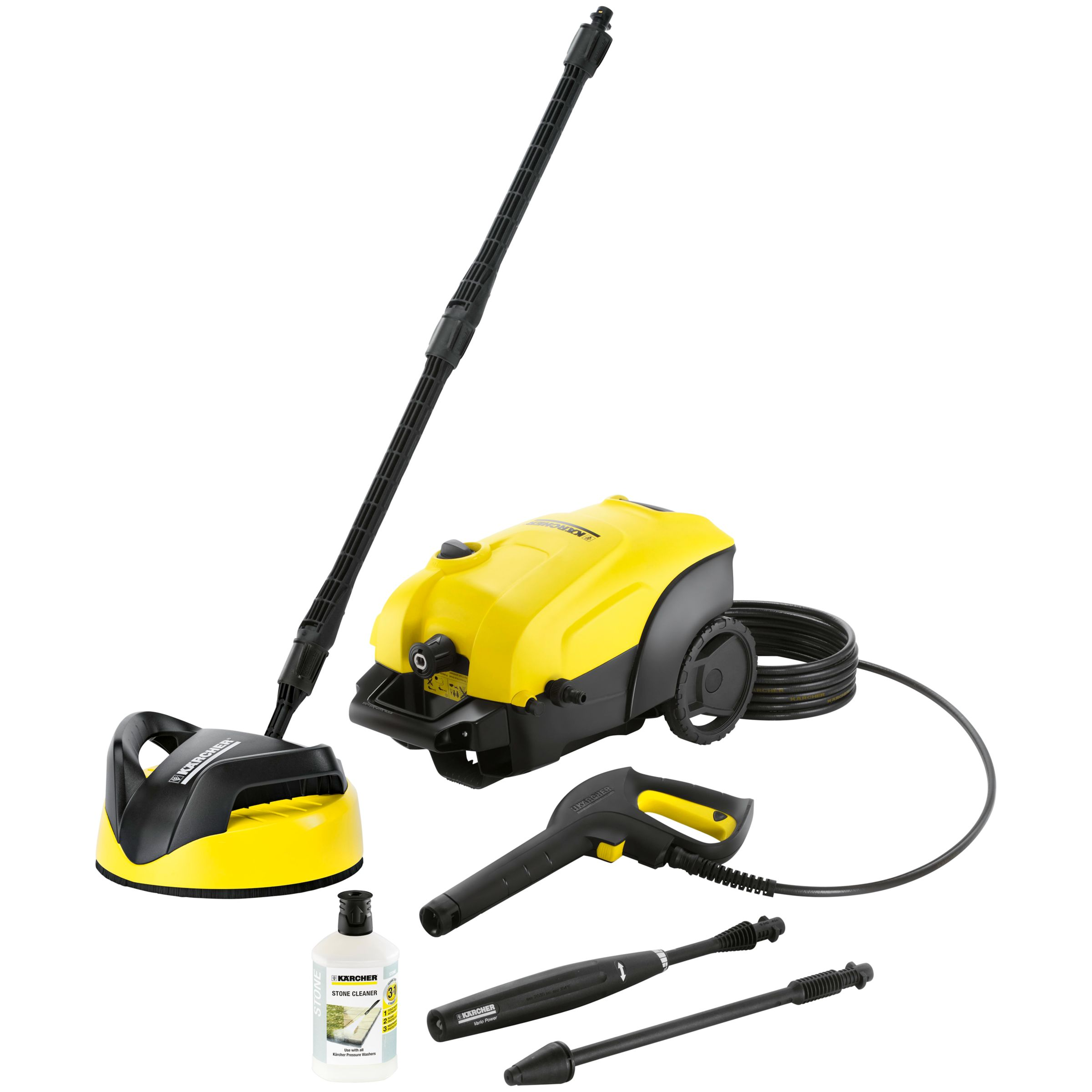 Kärcher K4 Compact Home Pressure Washer