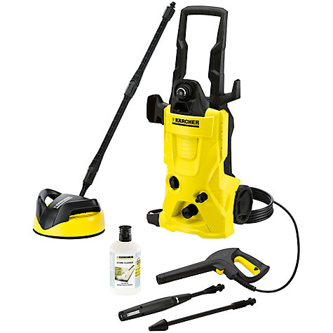 Buy Kärcher K4 Home Pressure Washer Online at johnlewis.com