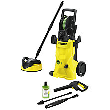 Buy Kärcher K4 Premium Eco!logic Home Pressure Washer Online at johnlewis.com