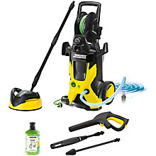 Buy Kärcher K5 Premium Eco!logic Home Pressure Washer Online at johnlewis.com