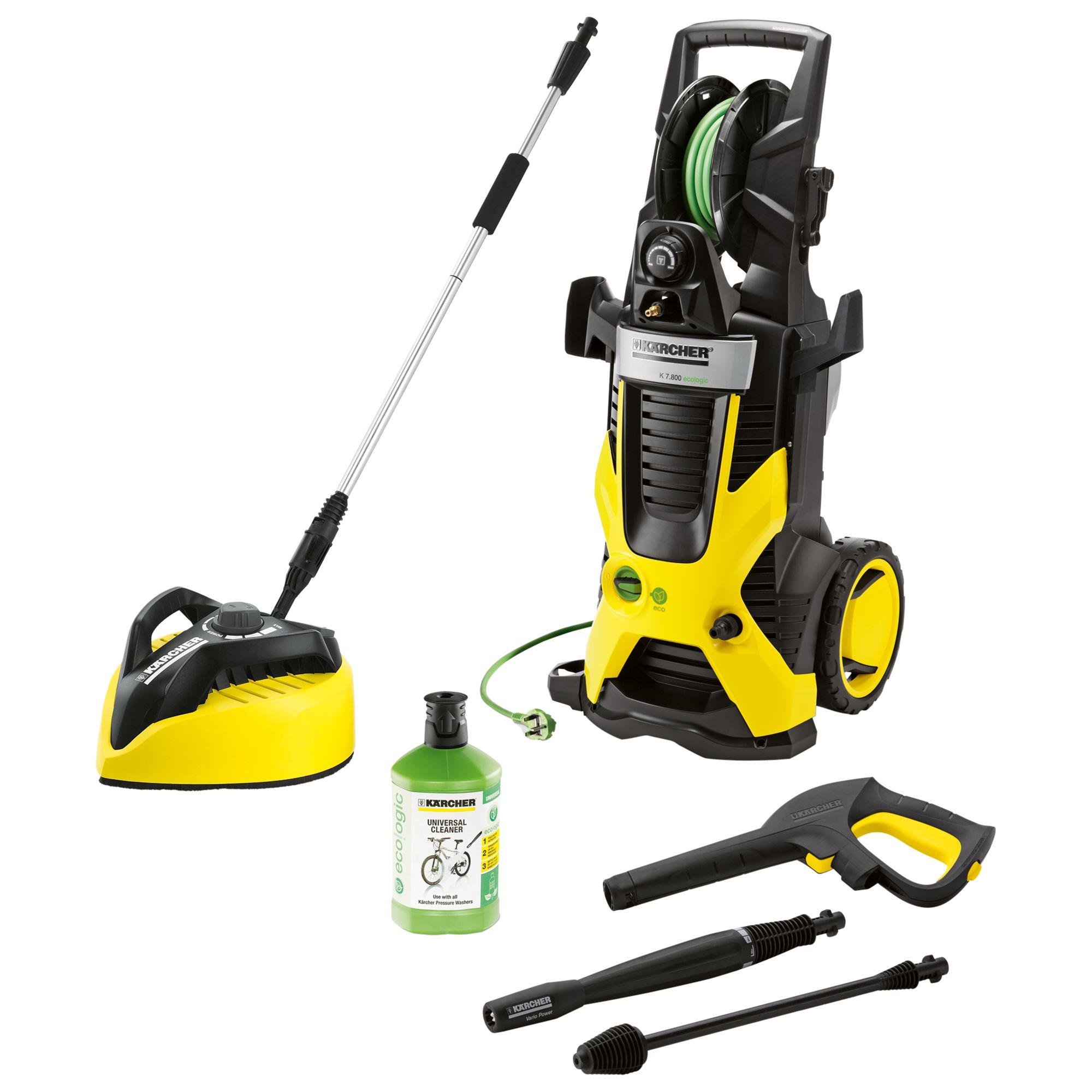 Kärcher K7 Premium Eco!logic Home Pressure Washer