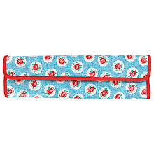 Buy Cath Kidston Lattice Rose Knitting Case with Needles, Blue Online at johnlewis.com