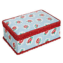 Buy Cath Kidston Lattice Rose Mending Kit Online at johnlewis.com