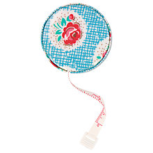 Buy Cath Kidston Lattice Rose Tape Measure, Blue Online at johnlewis.com