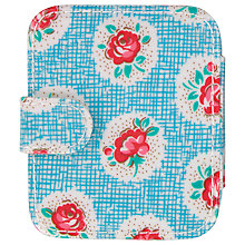 Buy Cath Kidstone Lattice Rose Travel Sewing Kit, Blue Online at johnlewis.com