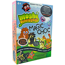 Buy Moshi Monsters Magic Choc Modelling Chocolate, 100g Online at johnlewis.com