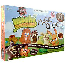 Buy Moshi Monsters Magic Choc Modelling Chocolate, 225g Online at johnlewis.com