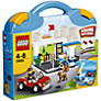 LEGO Young Builders Suitcase, Blue
