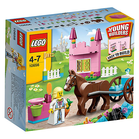 Buy LEGO Young Builders My First Princess Online at johnlewis.com