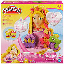Buy Play-Doh Disney Princess Rapunzel Hair Designs Online at johnlewis.com