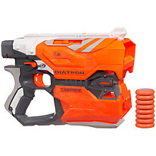Buy Nerf Vortex Diatron Blaster Online at johnlewis.com