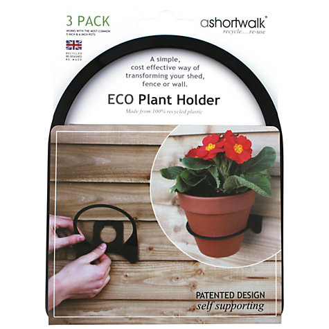 Buy ashortwalk Eco Plant Pot Holder Online at johnlewis.com