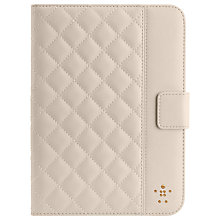 Buy Belkin Quilted Case for iPad mini & iPad mini with Retina display Online at johnlewis.com
