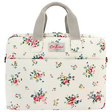 "Buy Cath Kidston New Posy 13-15"" Laptop Briefcase Online at johnlewis.com"
