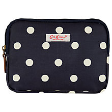 Buy Cath Kidston Navy Dot eReader Case Online at johnlewis.com