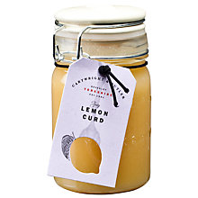 Buy Cartwright & Butler Lemon Curd, 290g Online at johnlewis.com