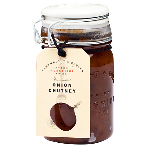 Buy Cartwright & Butler Onion Chutney, 280g Online at johnlewis.com