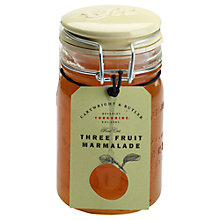 Buy Cartwright & Butler Three Fruit Marmalade, 300g Online at johnlewis.com