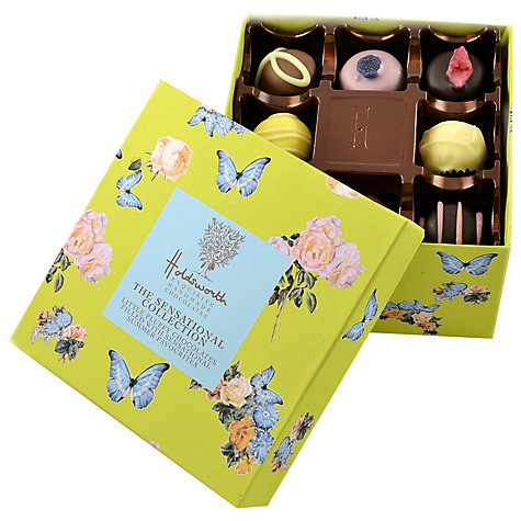 Buy Holdsworth Summer Chocolates Collection Box, 220g Online at johnlewis.com