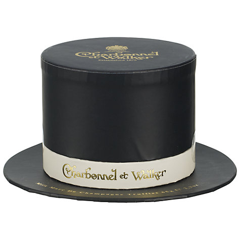 Buy Charbonnel et Walker Milk Chocolate Champagne Truffles Top Hat, 35g Online at johnlewis.com