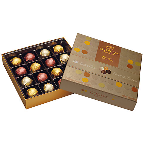 Buy Godiva Chocolate Bon Bons, 200g Online at johnlewis.com