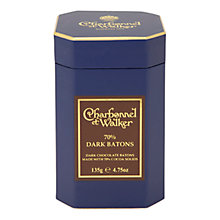 Buy Charbonnel et Walker Dark Chocolate Batons, 135g Online at johnlewis.com