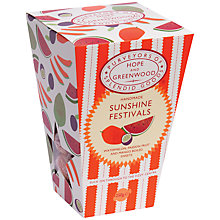 Buy Hope & Greenwood Sunshine Festival Sharing Box, 250g Online at johnlewis.com