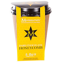 Buy Montezuma's Honeycomb To Go Cup, 130g Online at johnlewis.com
