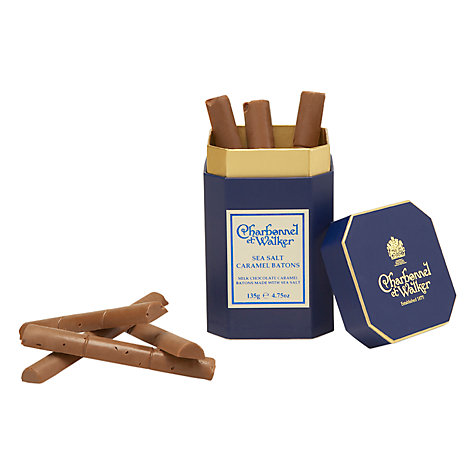 Buy Charbonnel et Walker Sea Salt Caramel Batons, 135g Online at johnlewis.com