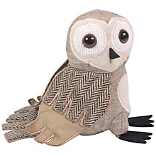 Buy Dora Designs Barn Owl Doorstop Online at johnlewis.com