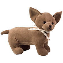 Buy Dora Designs Chico Chihuahua Doorstop Online at johnlewis.com