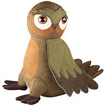 Buy Dora Designs Tawny Owl Doorstop Online at johnlewis.com