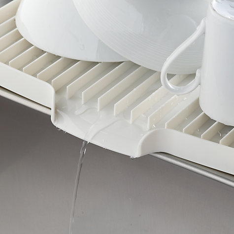 Buy Joseph Joseph Flip Side Dish Drainer Online at johnlewis.com