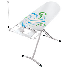 Buy Leifheit Dressfix XXL Ironing Board, L140 x W52cm Online at johnlewis.com