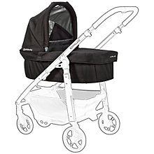 Buy Uppababy Cruz Carrycot, Jake Black Online at johnlewis.com