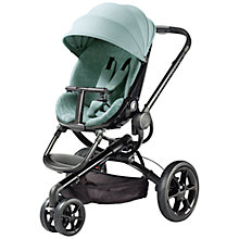 Buy Quinny Moodd Pushchair, Grey Crackle Online at johnlewis.com