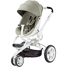 Buy Quinny Moodd Pushchair, Natural Delight Online at johnlewis.com