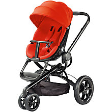 Buy Quinny Moodd Pushchair, Red Revolution Online at johnlewis.com