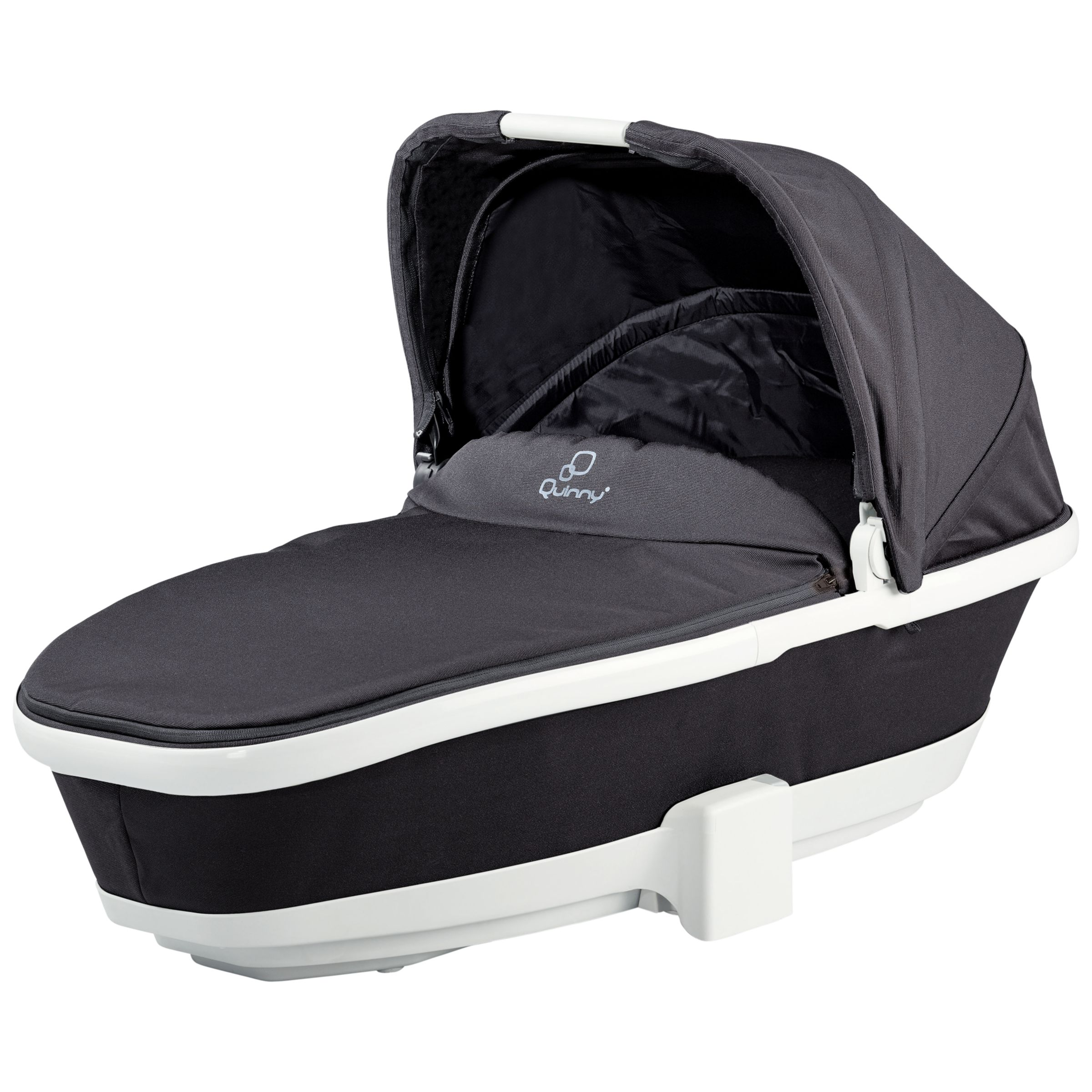 Quinny Foldable Carrycot Black Iron