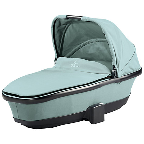 Buy Quinny Foldable Carrycot, Grey Crackle Online at johnlewis.com