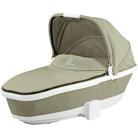 Buy Quinny Foldable Carrycot, Natural Online at johnlewis.com