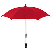 Buy Quinny Parasol, Red Revolution Online at johnlewis.com
