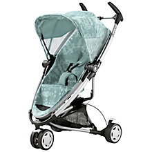 Buy Quinny Zapp Xtra Pushchair, Grey Crackle Online at johnlewis.com
