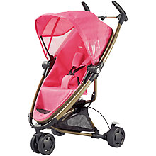 Buy Quinny Zapp Xtra Pushchair, Pink Precious Online at johnlewis.com