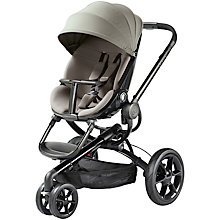 Buy Quinny Moodd Pushchair, Brown Fierce Online at johnlewis.com